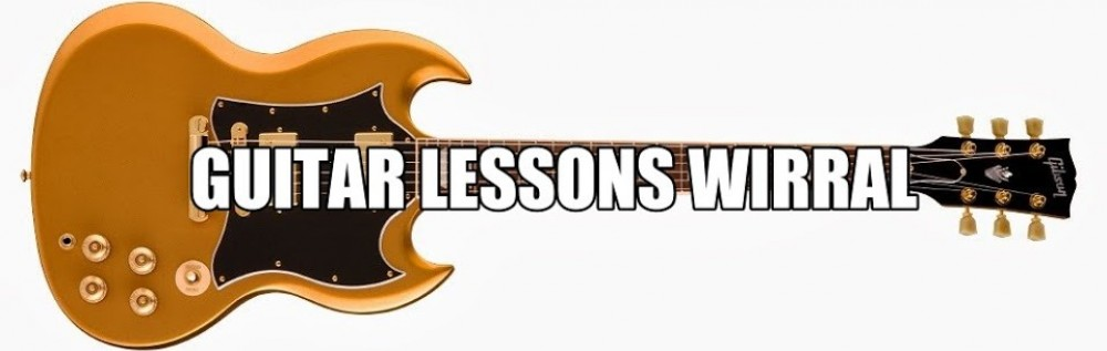 GUITAR LESSONS WIRRAL